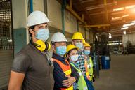 Hygienische Arbeitsbekleidung als Corona-Schutzmaßnahme