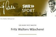 Fritz Walter: Fußballer, Weltmeister – Wäschereibesitzer